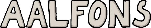 Aalfons Logo