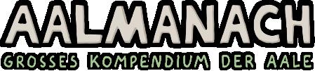 Aalmanach - Logo